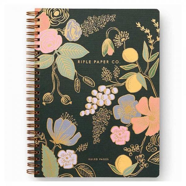 Spiral Notebook Colette