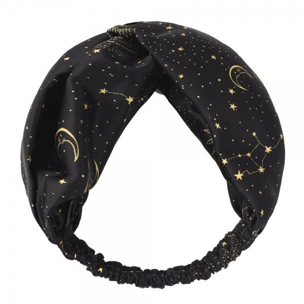 Haarband Satin Galaxy