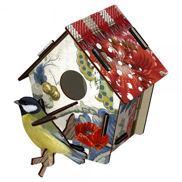 Deko-Vogelhaus Poppy Seed