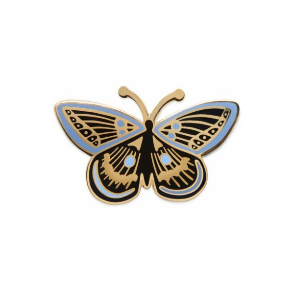Pin Butterfly Emaille