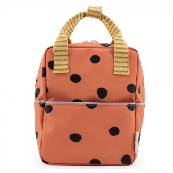 Rucksack small Freckles faded orange
