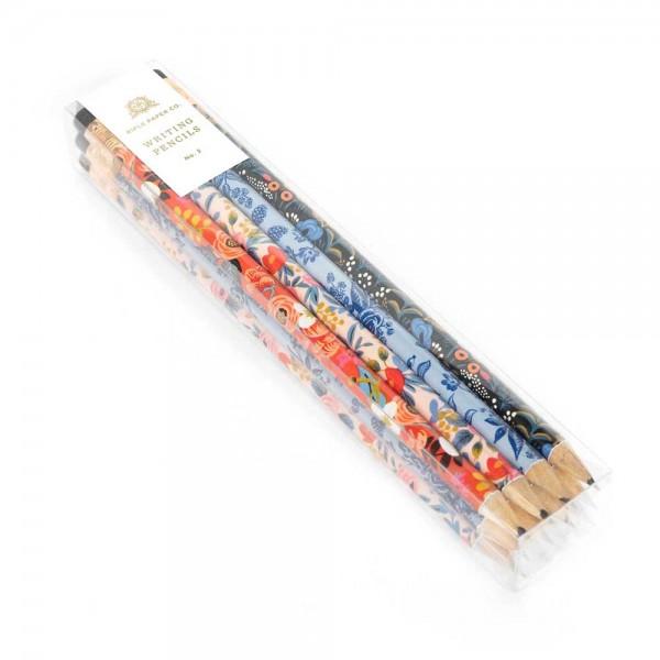 Bleistifte 12er-Set Floral
