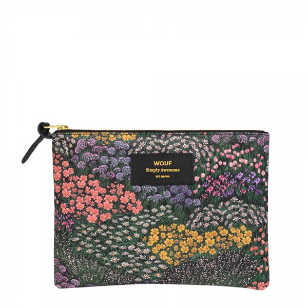 Large Pouch Bag Meadow