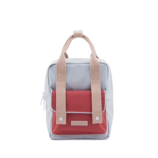 Rucksack small Envelope Deluxe agatha blue