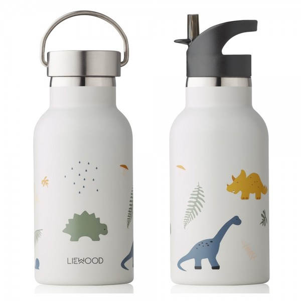 Trinkflasche Anker Dino mix