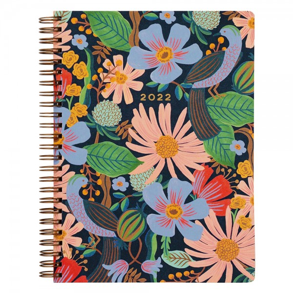 2022 Softcover Spiral Planner Dovecote