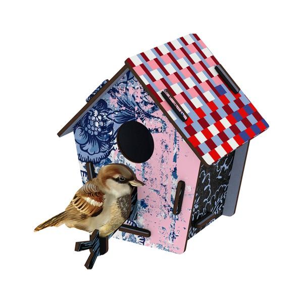 Deko-Vogelhaus Coup de Coeur