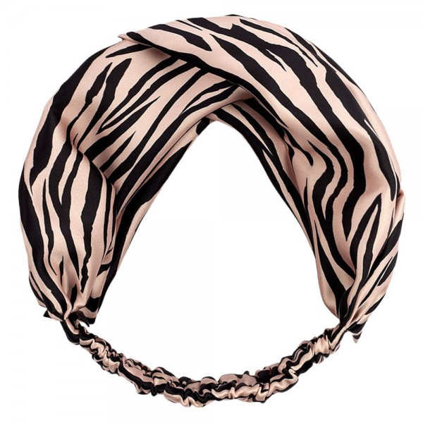 Haarband Satin Soft Tiger