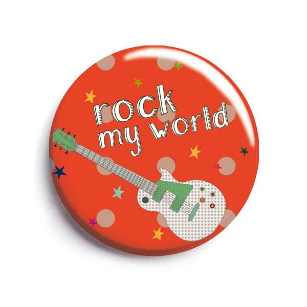 Magnet Rock My World