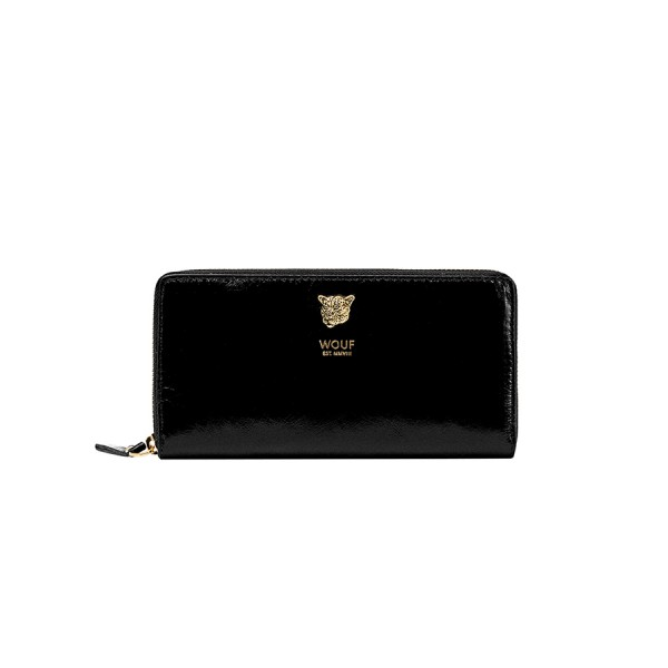 Wallet Black Tiger