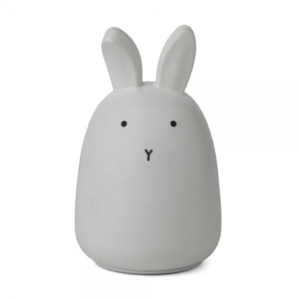 Nachtlicht Winston Rabbit dumbo grey