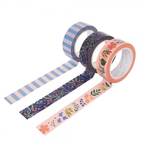 Paper Tape Tapestry 3er-Set