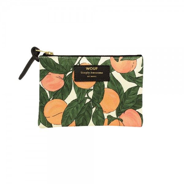 Small Pouch Peach