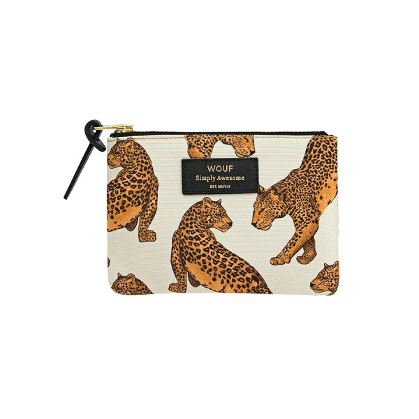 Small Pouch Leopard