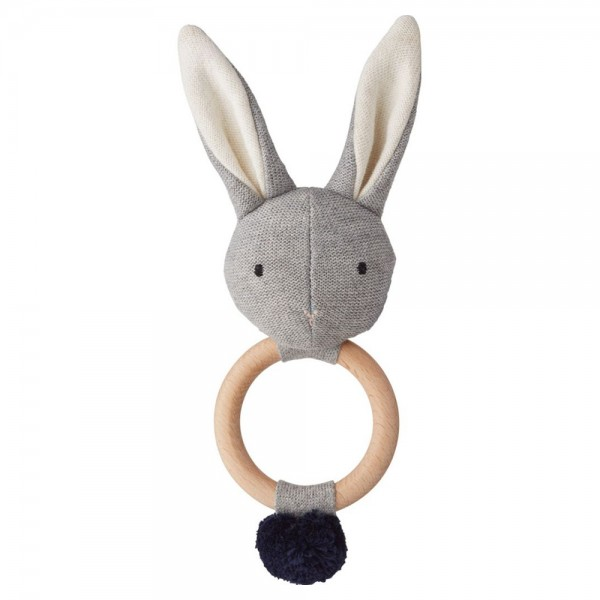 Rassel Aria Rabbit grey melange