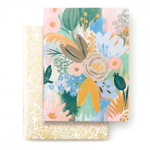 Pocket Notebook 2er-Set Luisa - blanko