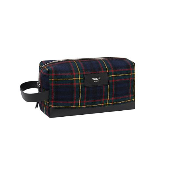 Travel Case Navy Scotland