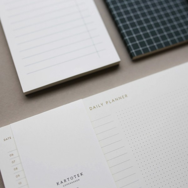 Notepad Daily Planner