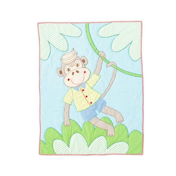 Quilt Monkey 80x100cm / LAST PIECE