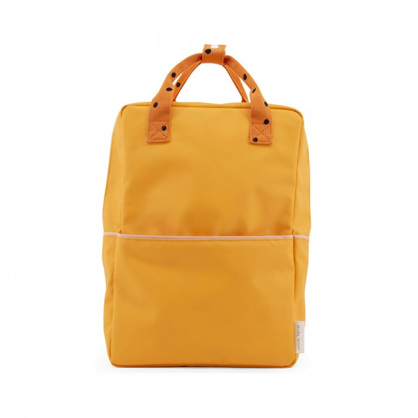 Rucksack large Freckles sunny yellow