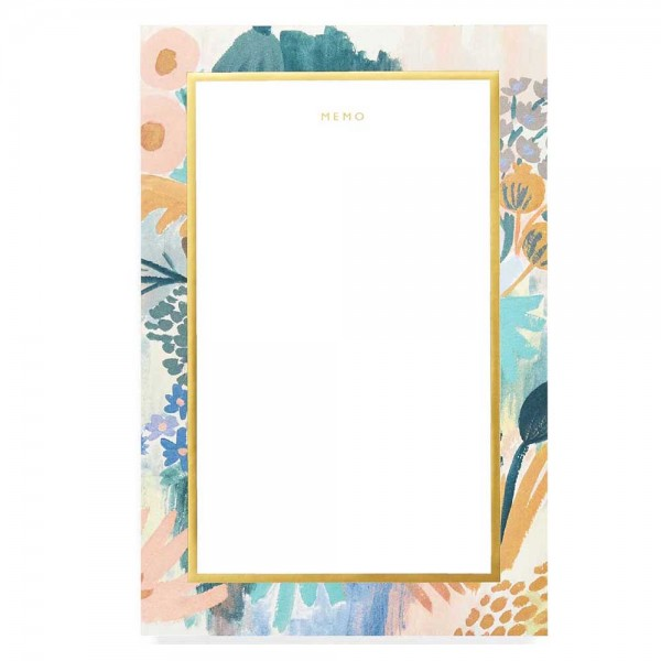 Large Memo Notepad Luisa