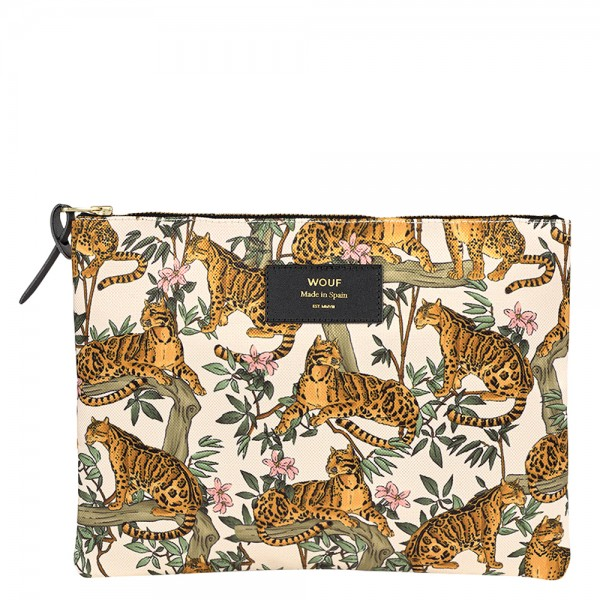 XL Pouch Bag Lazy Jungle