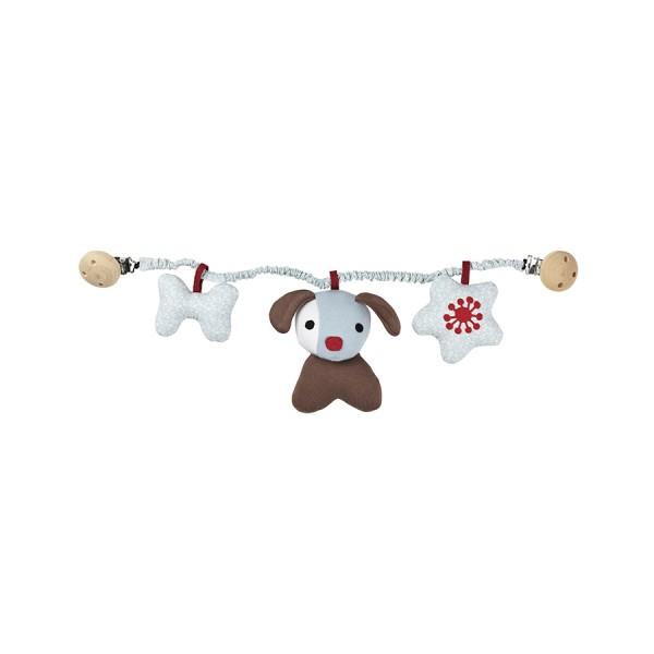 Kinderwagenkette Dog Herbert