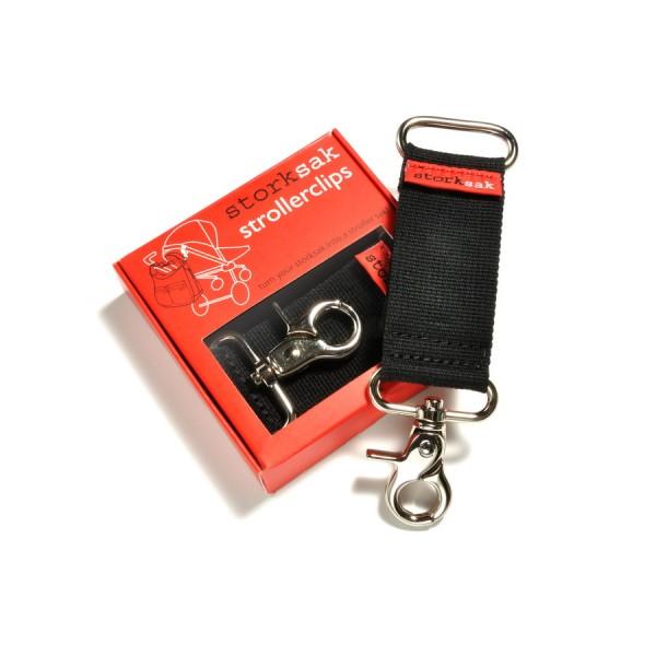 Stroller-Clips für Wickeltasche