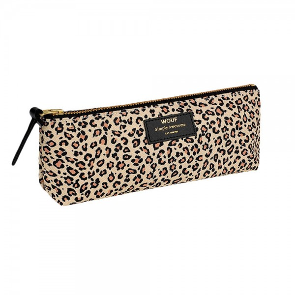 Pencil Case Pink Savannah
