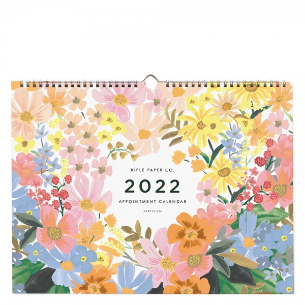 2022 Wandkalender Appointment Marguerite