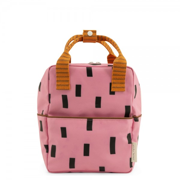 Rucksack small Sprinkles bubbly pink