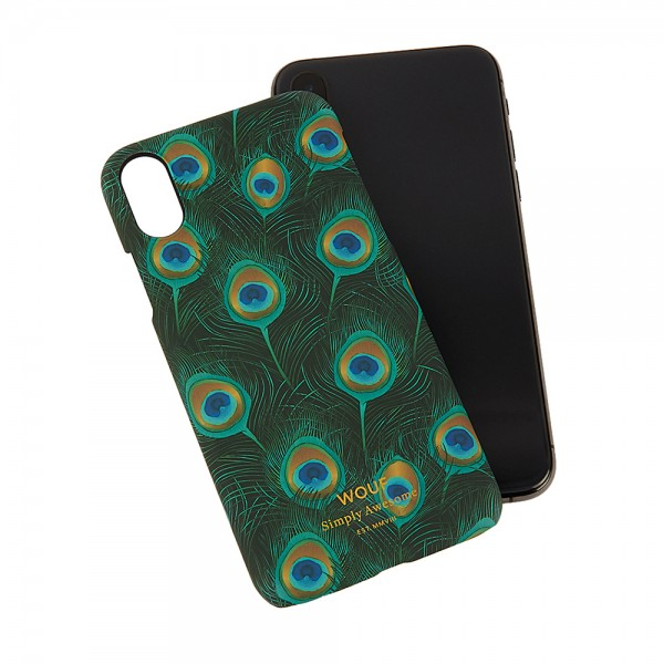 iPhone Case X/XS Peacock