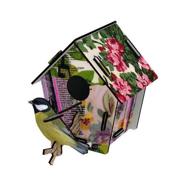 Deko-Vogelhaus First Love