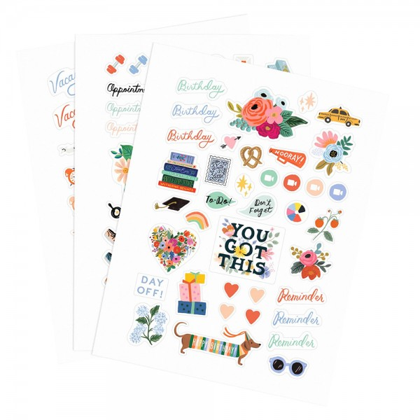Sticker Sheets Everyday You Got This