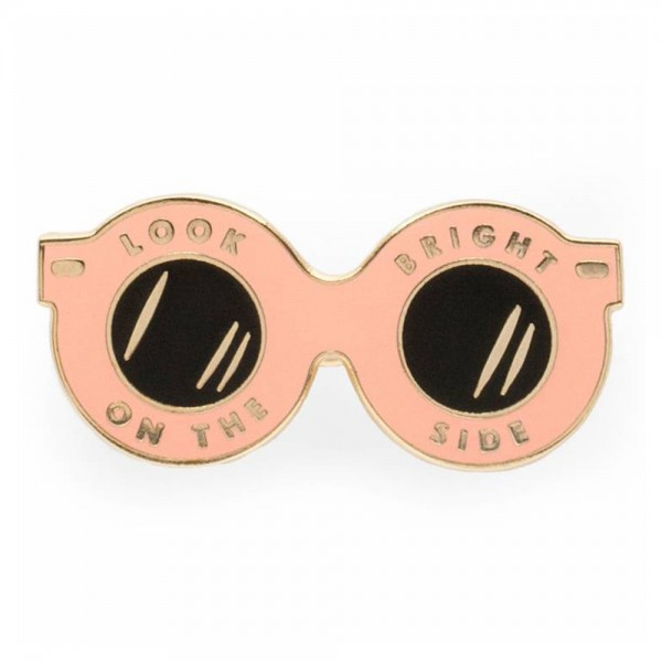 Pin Sunglasses Emaille