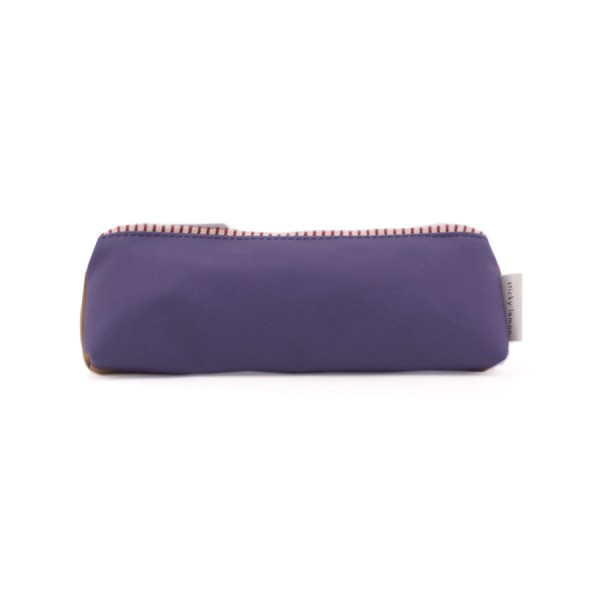 Pencil Case Colour Blocking Lobby purple
