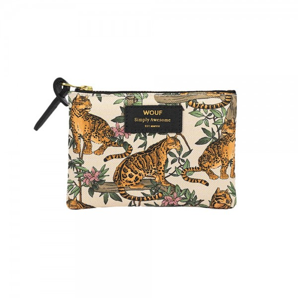 Small Pouch Bag Lazy Jungle