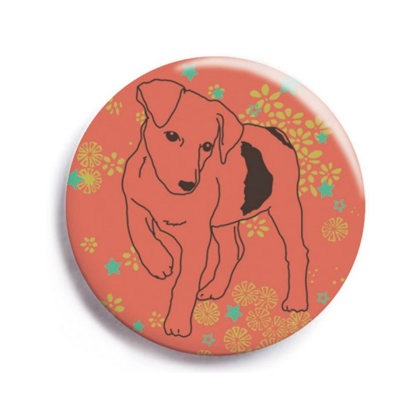 Taschenspiegel Hund