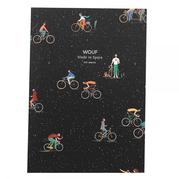 Notebook A5 liniert Riders