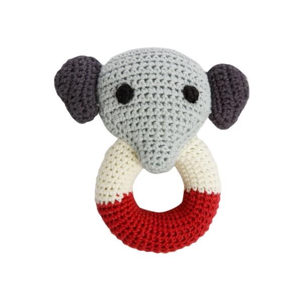 Babyrassel Greifling Elefant Joakim