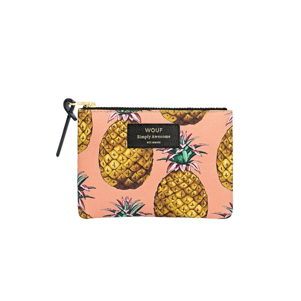 Small Pouch Ananas