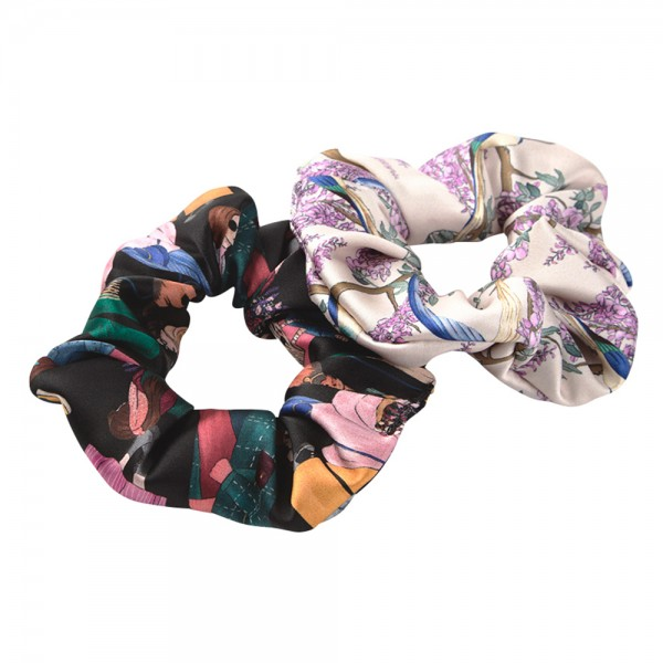 Scrunchies 2er-Set Girls & Glycine