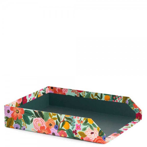 Letter Tray Garden Party