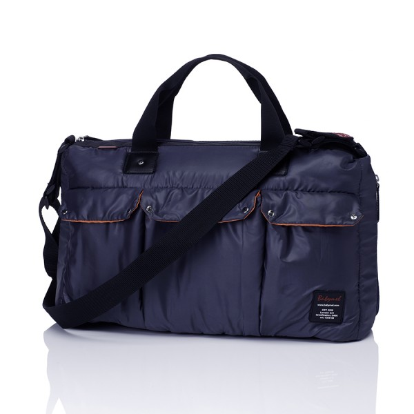 Wickeltasche Soho Messenger in Navy / LAST PIECE