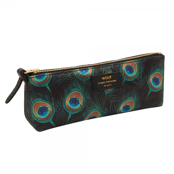 Pencil Case Peacock